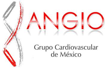 Angio – Angiologos en Mexico Logo